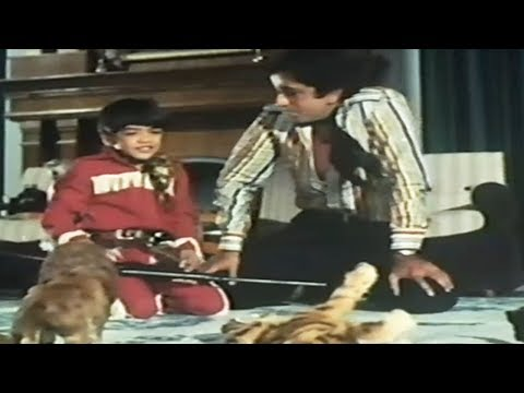 Rakhee Nirupa Roy Jagdeep Jaanwar Aur Insaan - Scene 1015