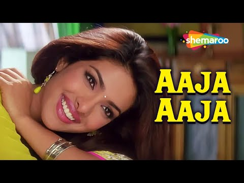Aaja Aaja   Barsaat (2005)   Bobby Deol   Priyanka Chopra   Dandia Song   Filmigaane