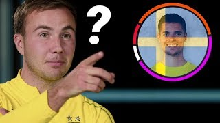 """Am I Swedish ?!"" 