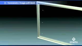 Installation process arcoPlus® 547