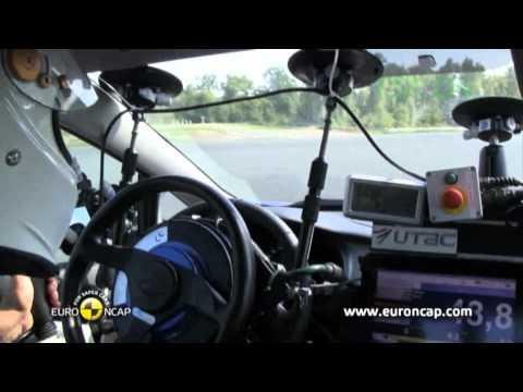 Euro NCAP | Kia Cee'd | 2012 | Электронный контроль устойчивости