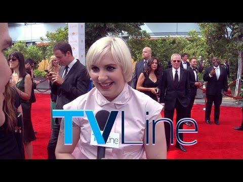 Emmys 2014 - Lena Dunham