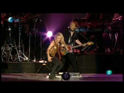 Shakira - Loba (Rock in Rio Madrid 2010)