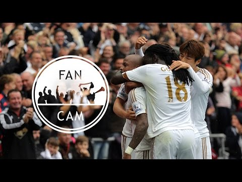 Swans TV - Fan Cam: Manchester United