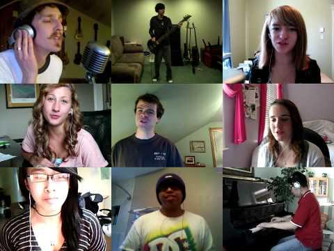 Wavin' Flag - Canadian Youtubers For Haiti (23 Musicians) video