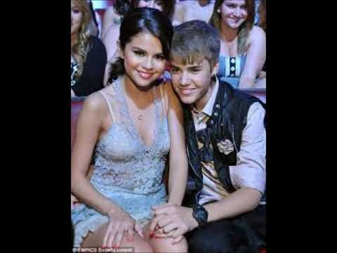 selena gomez and justin bieber (i will always love you) love story