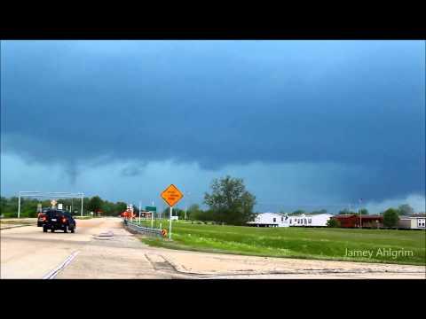 Tornado - Tupelo, MS - April 28, 2014