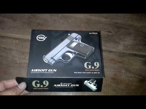 ปืนอัดลมG9 โดยไก่โอ