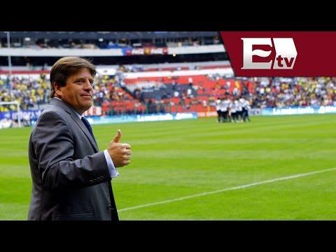 Miguel Herrera quiere estar con la Selección Mexicana hasta 2018 / Rigoberto Plascencia