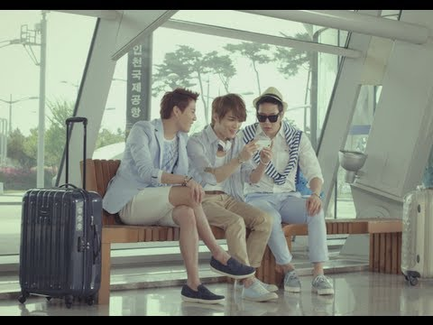 JYJ - 'Only One' M/V (2014 Incheon Asiad Song)
