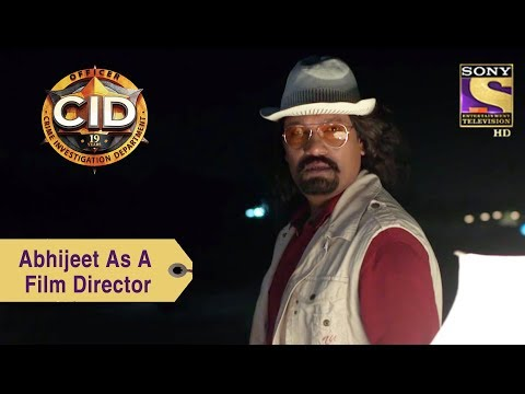 Your Favorite Character | Abhijeet As A Film Director | CID thumbnail