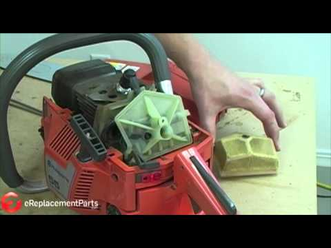 How to Tune and Maintain a Chainsaw