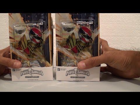 Power Rangers ACG Series 4
