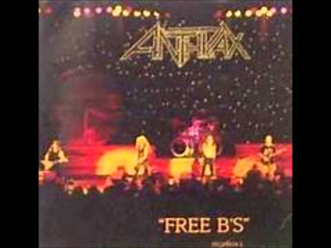 Anthrax - Belly Of The Beast Live