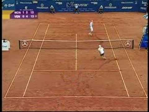 Play of The Week, Juan Monaco, 14.03.08. Video