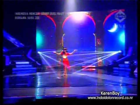 Sandrina Azzahra   Belly Dance