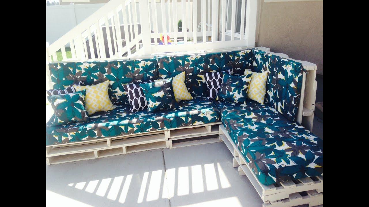 Pallet Furniture Pinterest Diy Wood Pallet Couch Home
