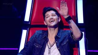 Bill Downs FULL Blind Audition- She Said