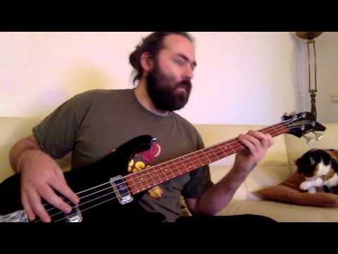 Earth Wind And Fire - Boogie Wonderland - Bass Cover