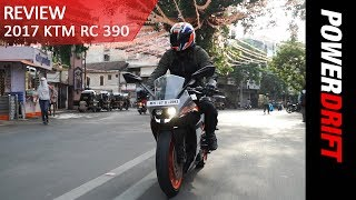 download lagu 2017 Ktm Rc 390 : The Good And The gratis