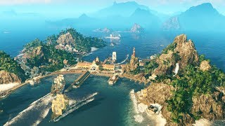 Anno 1800 | Ep. 3 | Discovering the Americas | Anno 1800 Full Release Campaign Gameplay