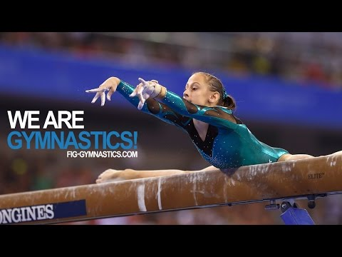 2014 Artistic Worlds, Nanning (CHN) - Women's All Around Final - We are Gymnastics !