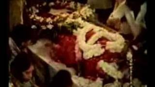 Actress Shobha - Last rites