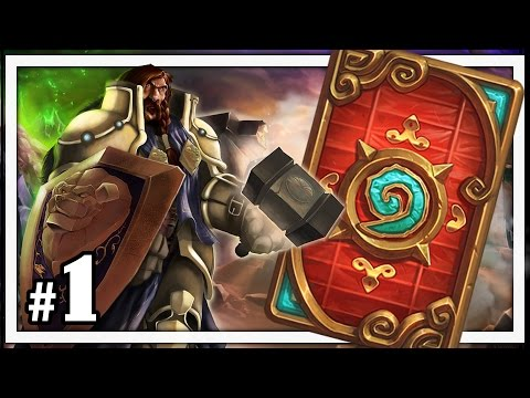 Hearthstone: The Time Is Right (Paladin Constructed)
