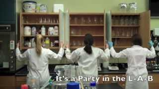 Party In The Lab Parody Of Party In The Usa