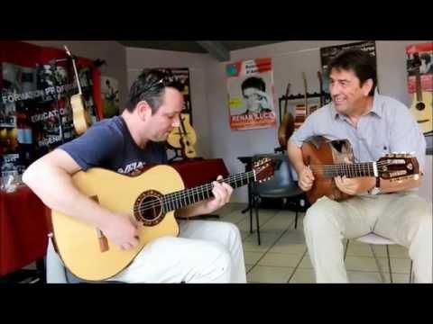 Rencontres Acoustiques guitares Astaffort 2014