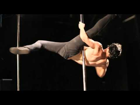Mr Pole Dance 2013 THAT POLE GUY