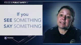 University Police Campus Safety Tips