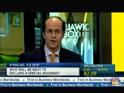 Ashraf Laidi on CNBC Squawk Dec 4, 2012  - Part 1 Chart