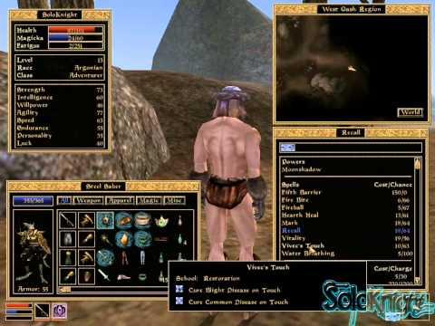 Misc Computer Games - The Elder Scrolls III - Morrowind Theme