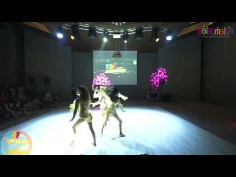 Gözde Kocakaplan & Dansadres Ladies Team Dance Performance - EDF 2016