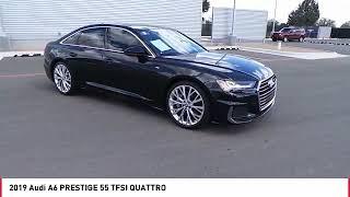 2019 Audi A6 Lubbock Texas 70529A