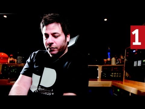 Future Music In The Studio With Matt Schwartz Part 1 Video
