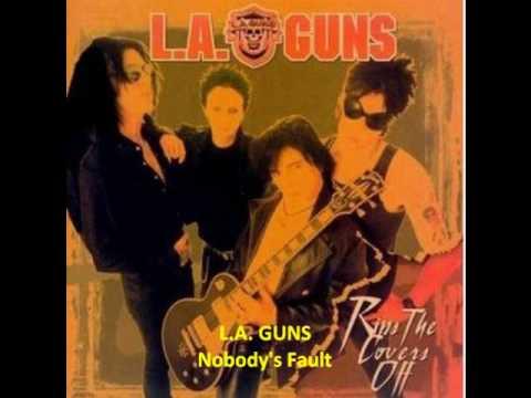 La Guns - Nobody