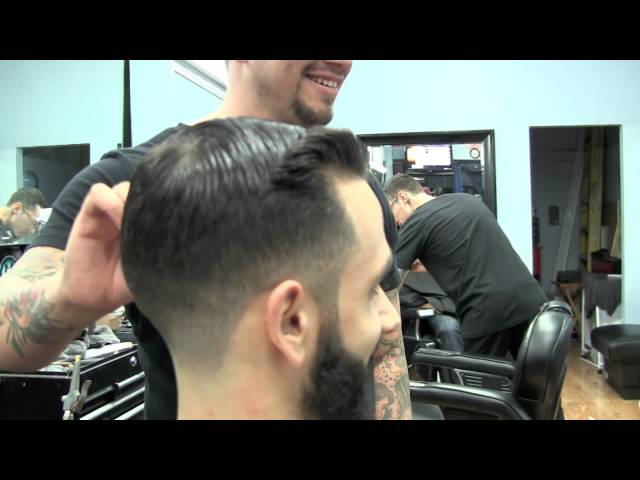 New York Barber Shop - Commercial