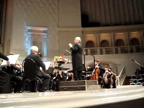 Glinka: Waltz-Fantasia - Yuri Simonov
