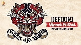 Defqon.1 Festival 2014 Survival of The Fittest | Hardstyle | Goosebumpers