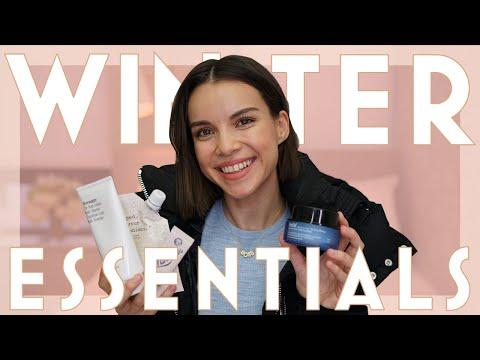 My Winter Essentials: Skincare + Wardrobe | Ingrid Nilsen