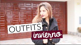 OUTFITS INVIERNO | Valeria Basurco