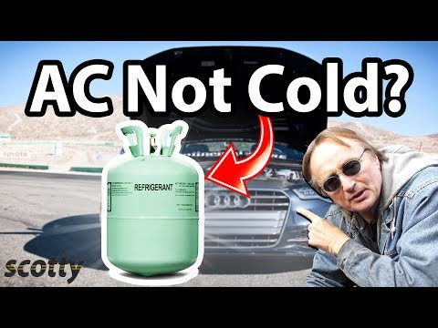 Fixing Car AC That Doesn't Blow Cold Air
