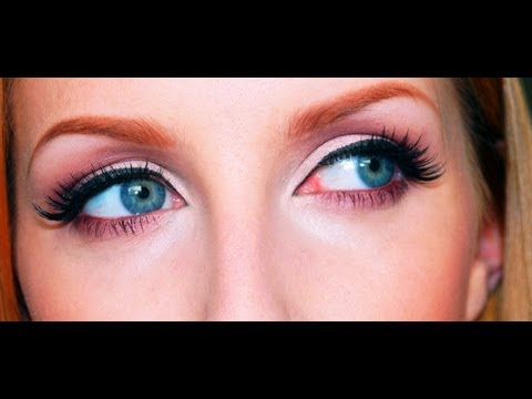 Wedding Makeup Tutorial - Cool Colours
