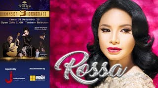 Download Lagu ROSSA ft JEVIN JULIAN  - Happy New Year 2016 Konser 3 Generasi (Live Concert) Gratis STAFABAND