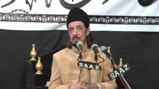 Allama Zameer Akhtar Naqvi - Majlis 05 Hyderabad March 2015