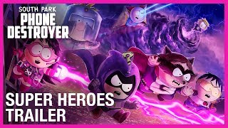 South Park: Phone Destroyer: Super Heroes Update | Trailer | Ubisoft [NA]