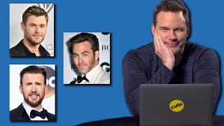 Chris Pratt Takes BuzzFeed