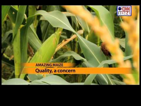 CNN IBN Smart Agriculture Episode 5 - Amazing Maize